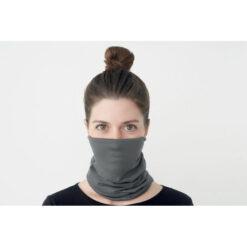 Beschermende sjaal als mondkapje - pelsterpromotions.nl
