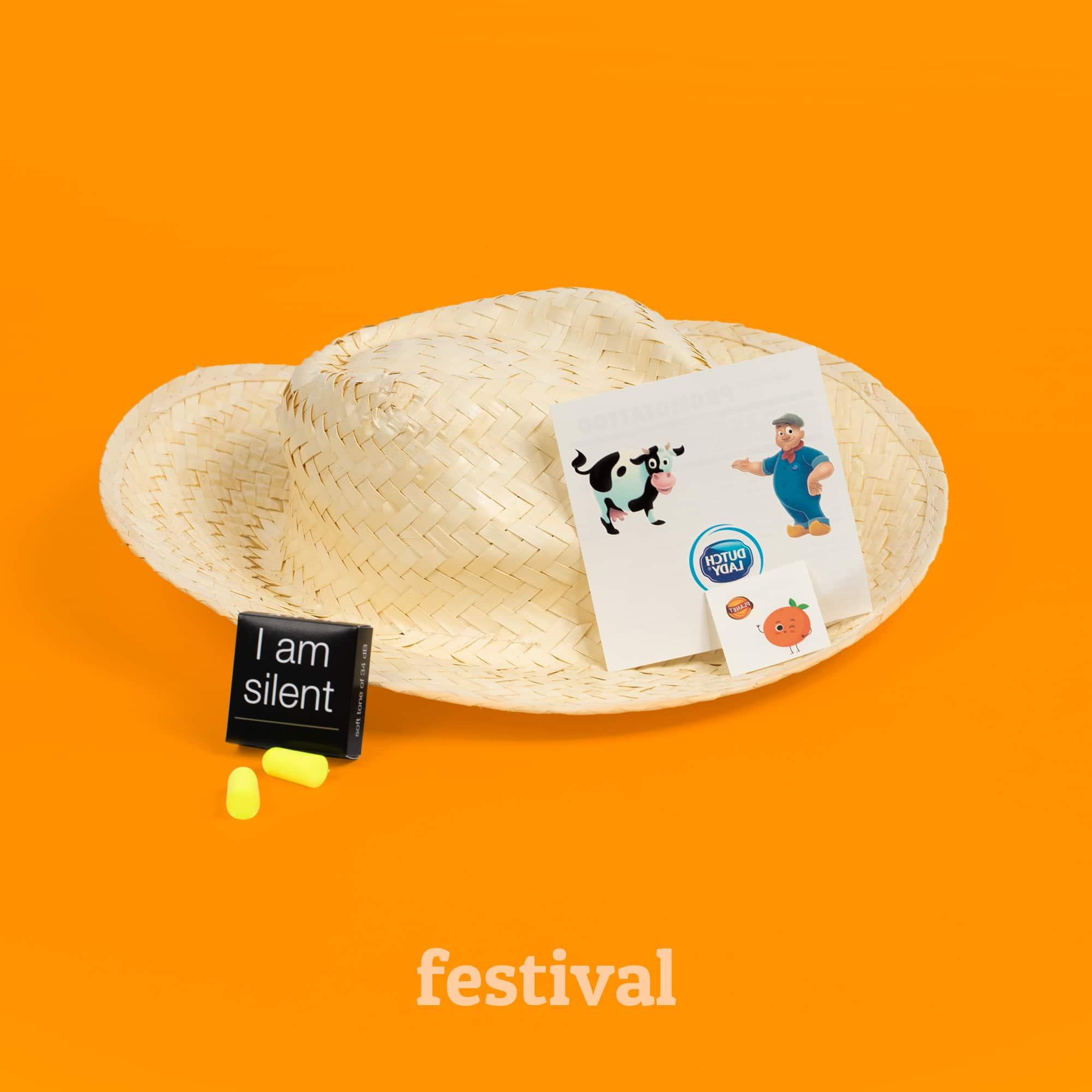 Cadeaus die mensen willen hebben op een festival