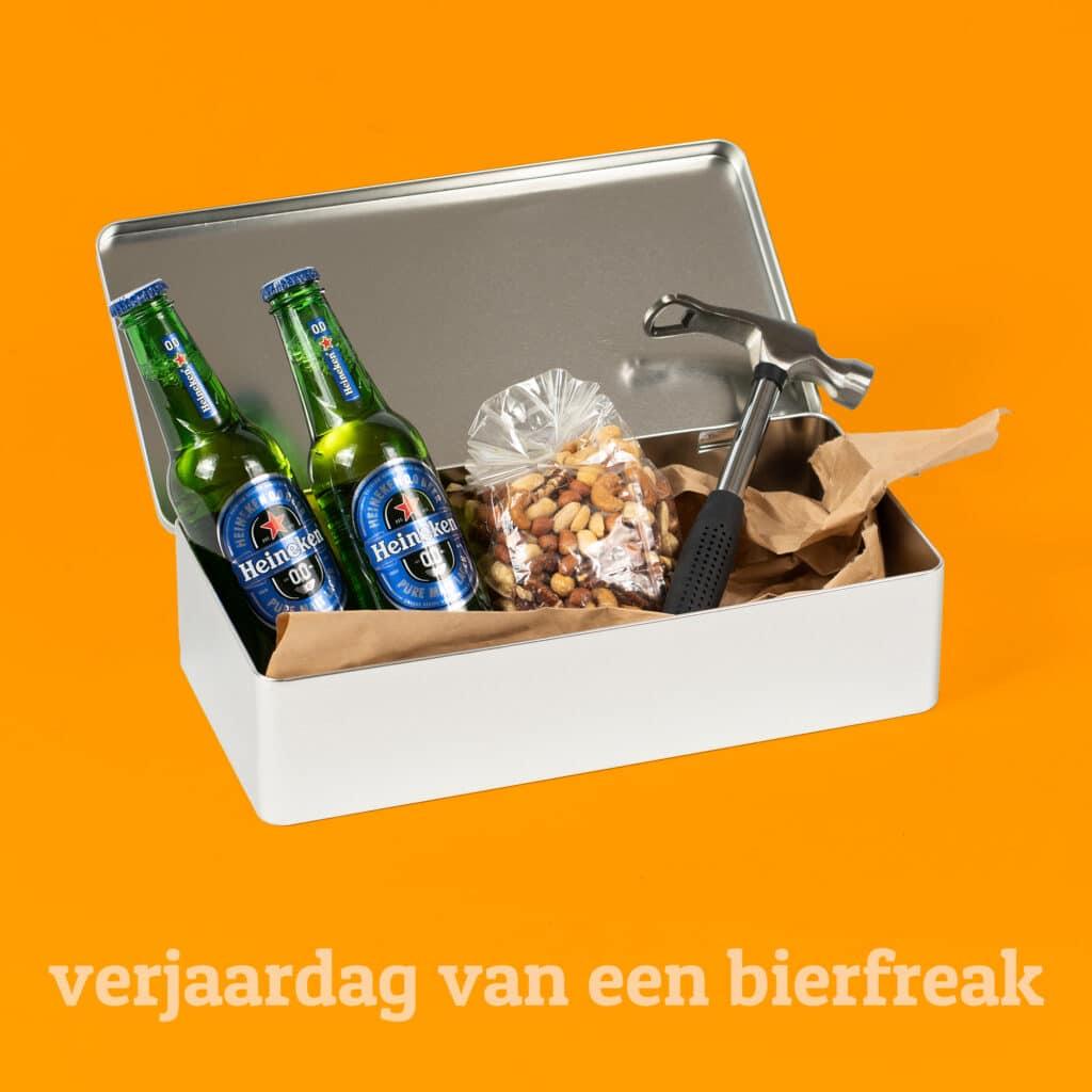 Het ideale verjaardagscadeau voor je bierfreak medewerker l Pelster Promotions