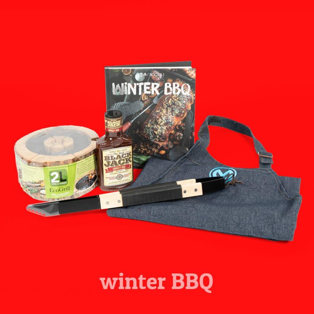 Winter BBQ kerstpakket
