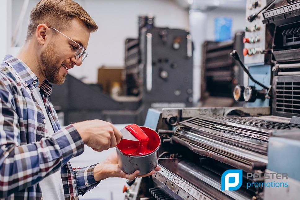 De 7 populairste druktechnieken voor jouw relatiegeschenk l Pelster Promotions